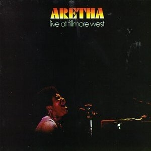 Live At Fillmore West album cover