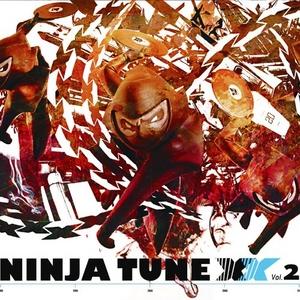 Ninja Tune XX Vol. 2 album cover