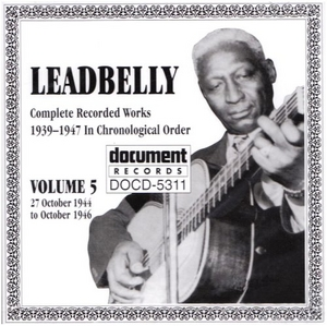 Complete Recorded Works Vol.5 (1944-1946) album cover