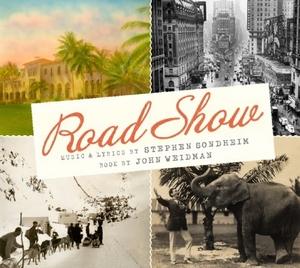 Road Show album cover