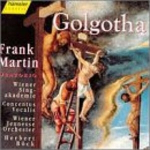 Martin: Golgotha album cover