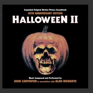 Halloween II (Expanded Original Motion Picture Soundtrack) album cover