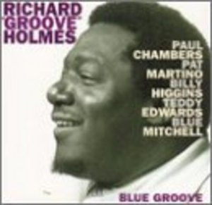 Blue Groove album cover