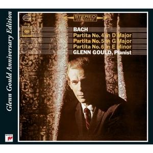 Bach: Partitas 4, 5 & 6: 70th Anniversary Edition album cover