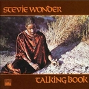 Talking Book album cover