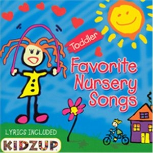Toddler Favorite Nursery Songs album cover