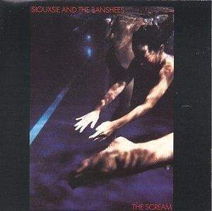 The Scream album cover