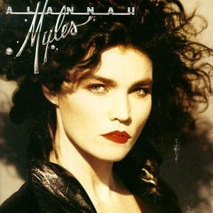 Alannah Myles album cover