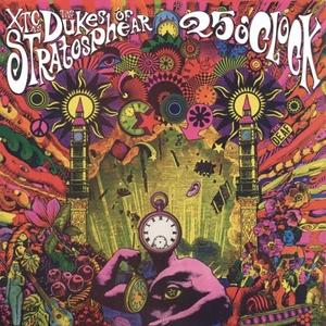25 O'Clock album cover