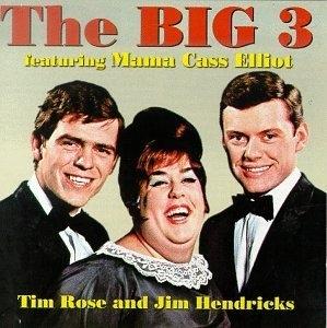 The Big Three album cover