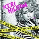 No Boys Allowed album cover