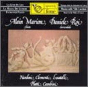 Musica Nelle Ville Lucchesi album cover