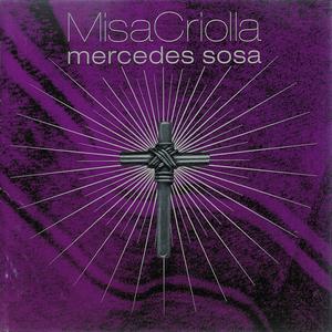 Misa Criolla album cover