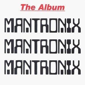 Mantronix: The Album album cover