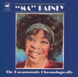 The Paramounts Chronologically, Vol.2 album cover