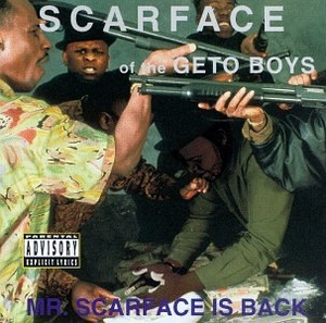 Mr. Scarface Is Back album cover