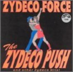 The Zydeco Push album cover