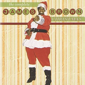 The Complete James Brown Christmas album cover