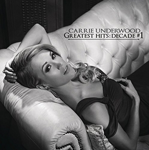 Greatest Hits: Decade #1 album cover