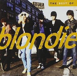 The Best Of Blondie (Capitol) album cover