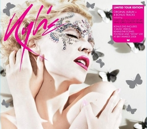 X (2008 Tour Edition) album cover