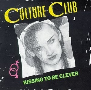 Kissing To Be Clever album cover