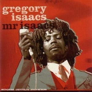 Mr. Isaacs album cover