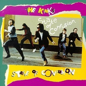 State Of Confusion album cover