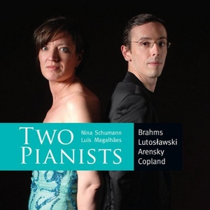 Two Pianists album cover
