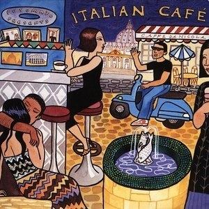 Putumayo Presents: Italian Café album cover
