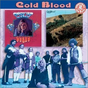 Cold Blood-Sisyphus album cover