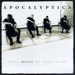 Plays Metallica By Four Cellos album cover