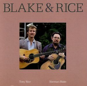 Blake & Rice album cover