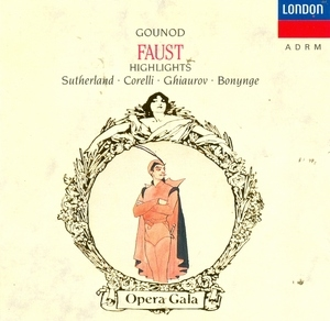 Gounod: Faust (Highlights) album cover