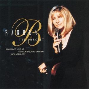 The Concert album cover