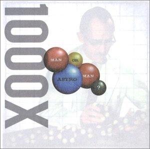 1000x (EP) album cover
