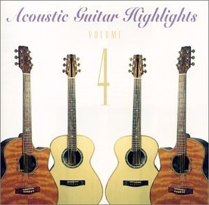 Acoustic Guitar Highlights Vol.4 album cover
