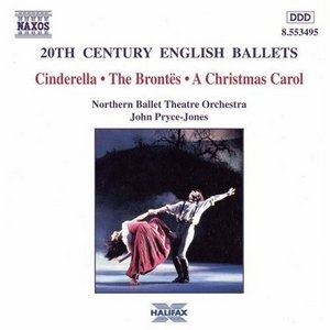 20th Century English Ballets album cover
