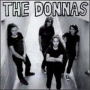 The Donnas album cover