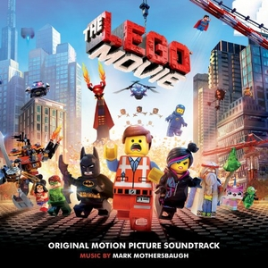The Lego Movie: Original Motion Picture Soundtrack album cover