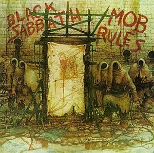 Mob Rules album cover