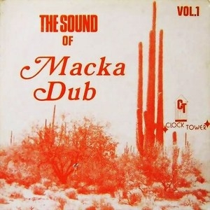 Macka Dub album cover