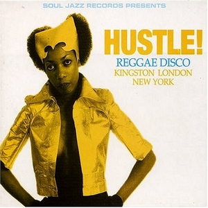 Hustle! Reggae Disco album cover