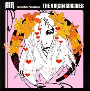 The Virgin Suicides (Original Motion Picture Score) album cover