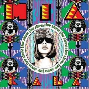 Kala album cover