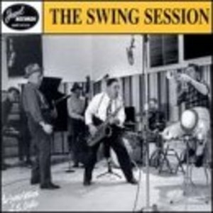 The Swing Session album cover
