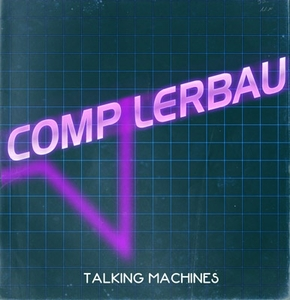 Talking Machines album cover
