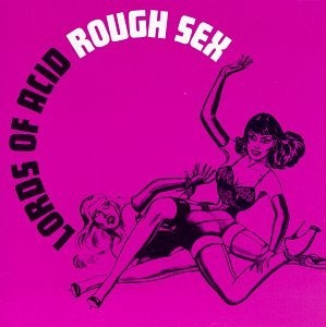 Rough Sex album cover