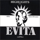 Evita (Highlights From Th... album cover
