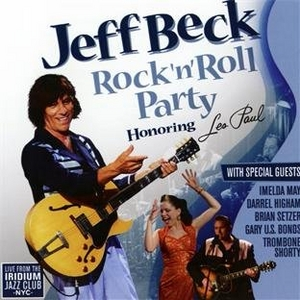 Rock 'N' Roll Party (Honoring Les Paul) album cover